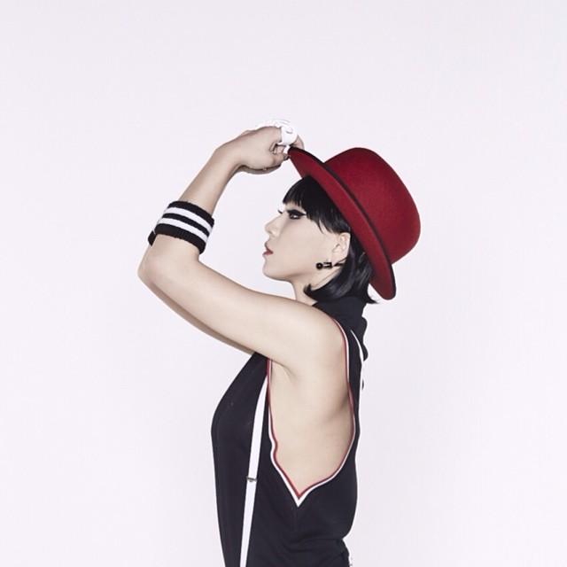 """CL : le nouvel album japonais des 2ne1 """"crush"""" sort demain"""