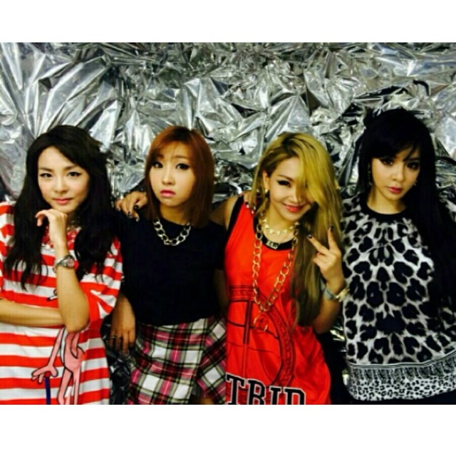 CL : 2NE1