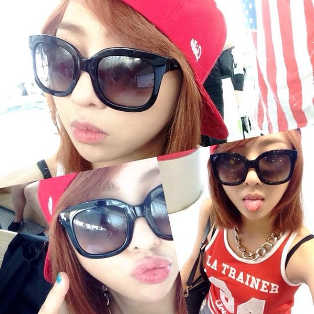 Minzy : Vol pour Singapour !