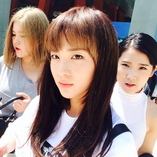 Dara : Dara la touriste à Singapour 3 ! avec mes dongseangs stylistes~