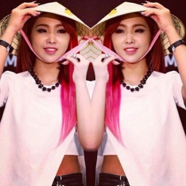Minzy : Bonjour le vietnam !