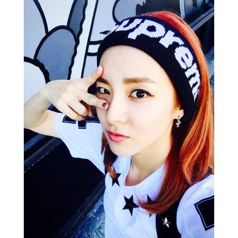 Dara : Maquillage fait par CL 😁
