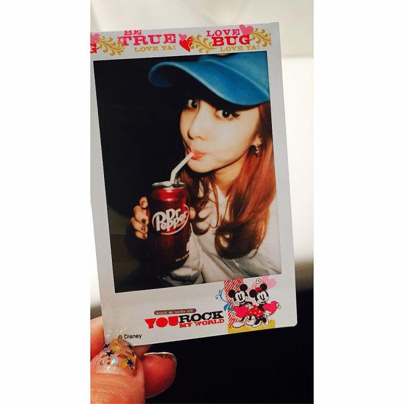 Dara : Maquillage fait par CL