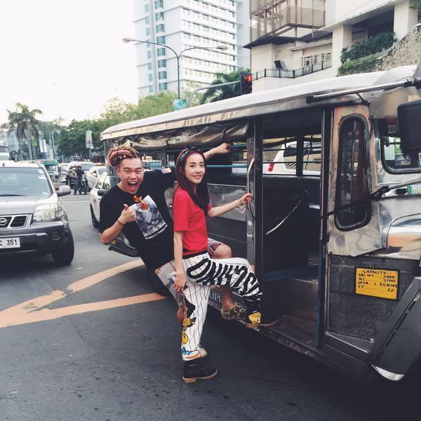 Marshall Bang Twitter: jeepneyjeepneyjeepneyyyyy