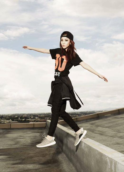 Dara: Mon jogging préféré 😍 #SandaraXPenshoppe