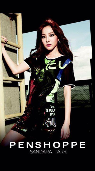 Dara: #SandaraXPenshoppe