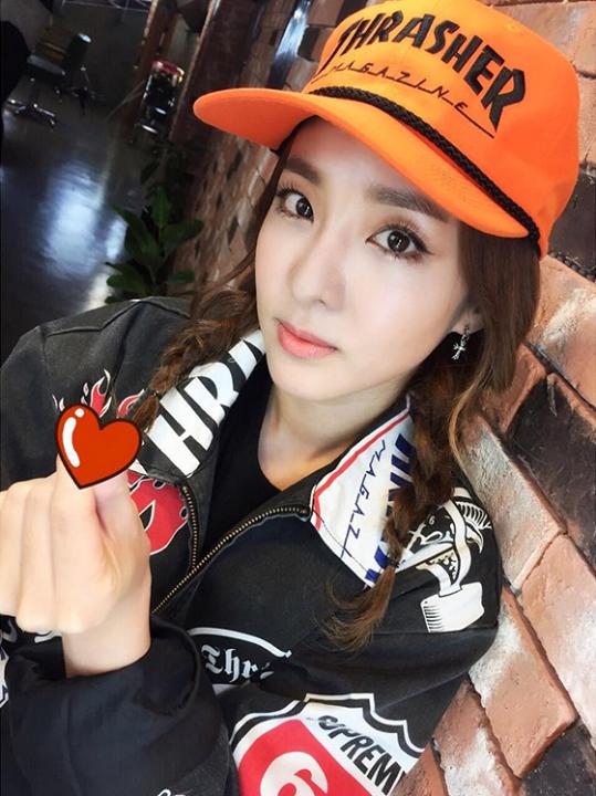 Dara: mini-concert We Broke Up!!! Etes vous prêts~?! Nous sommes prêts!!! 👊 #우리헤어졌어요 #1300만뷰돌파기념 #땡큐이벤트 #롤링홀