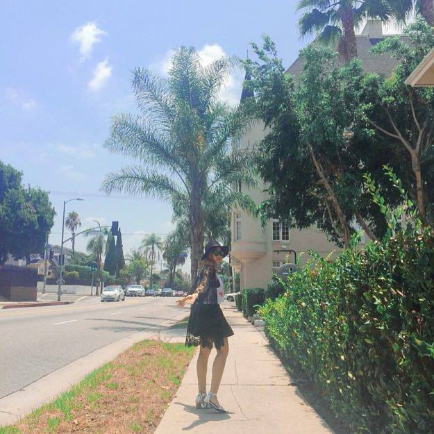 Minzy: #LA