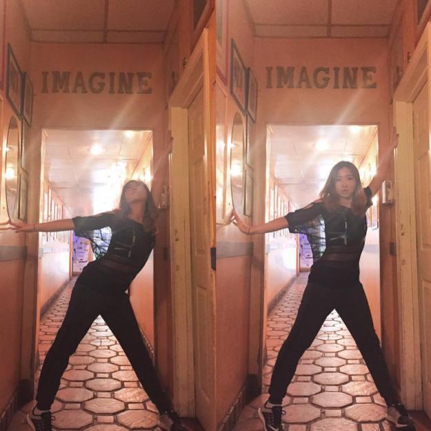 Minzy: Imagine @mdcdance