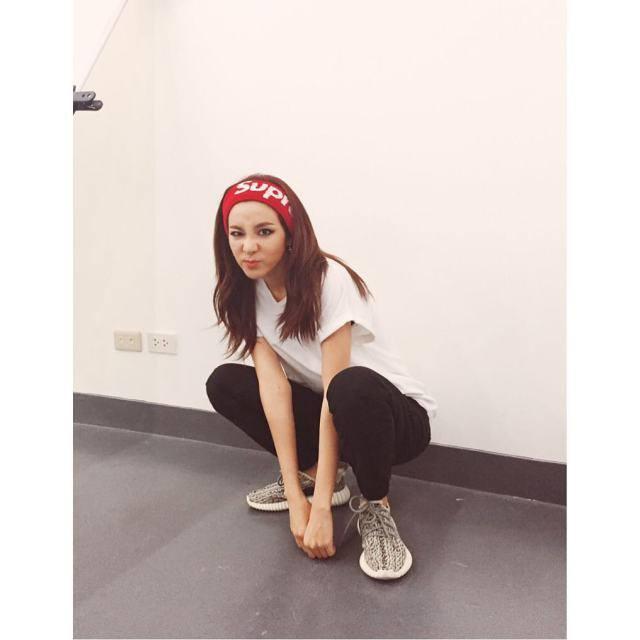 Dara: Travaille dur!!!