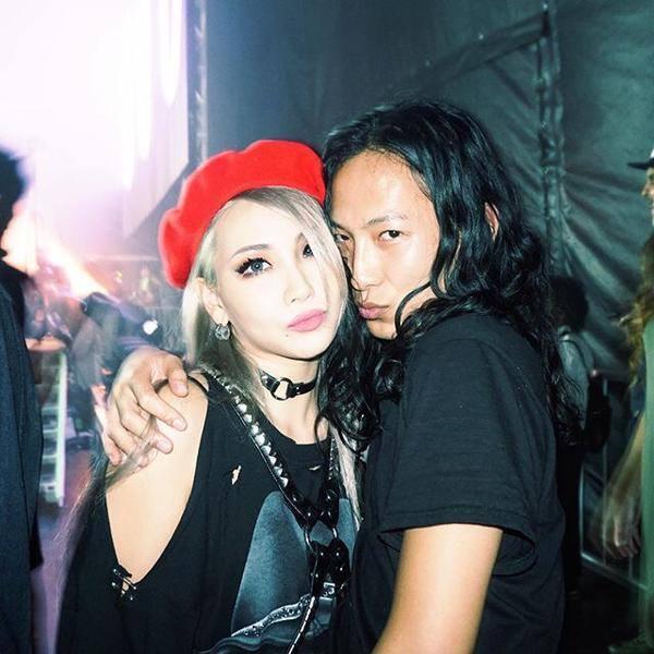 CL: NY NIGHT W MA @alexanderwangny