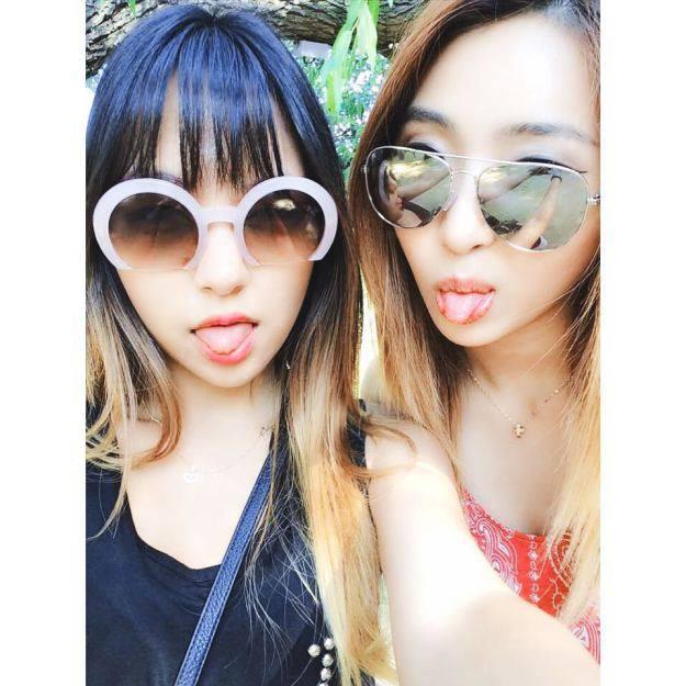 Minzy: @jinjootheguitargirl 😝